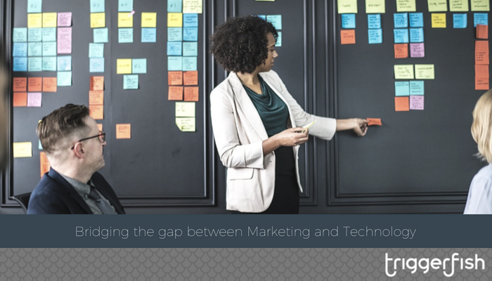 Marketing Technology Blog TF